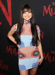 HOLLYWOOD, CALIFORNIA - MARCH 09: Ariel Yasmine attends the World Premiere of Disney's 'MULAN' at the Dolby Theatre on March 09, 2020 in Hollywood, California. (Photo by Jesse Grant/Getty Images for Disney)