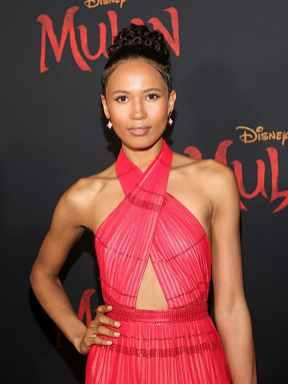 HOLLYWOOD, CALIFORNIA - MARCH 09: Fola Evans-Akingbola attends the World Premiere of Disney's 'MULAN' at the Dolby Theatre on March 09, 2020 in Hollywood, California. (Photo by Jesse Grant/Getty Images for Disney)
