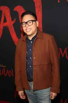 HOLLYWOOD, CALIFORNIA - MARCH 09: Nico Santos attends the World Premiere of Disney's 'MULAN' at the Dolby Theatre on March 09, 2020 in Hollywood, California. (Photo by Jesse Grant/Getty Images for Disney)