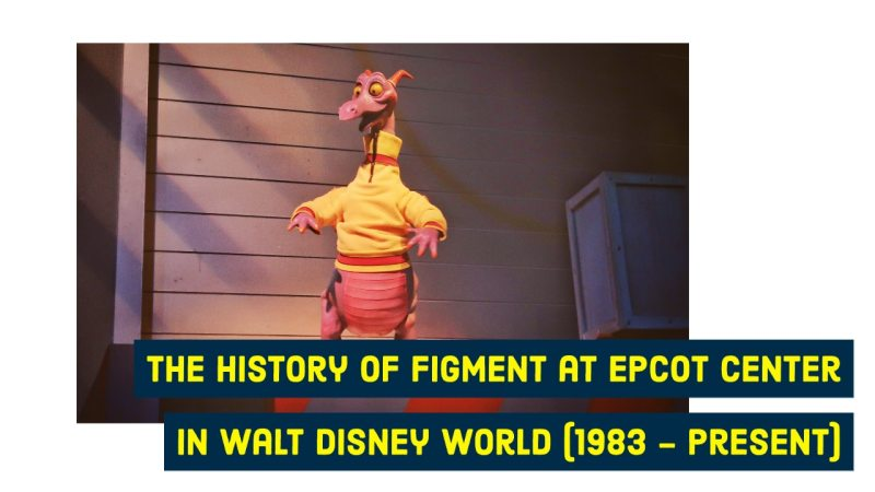 History of Figment