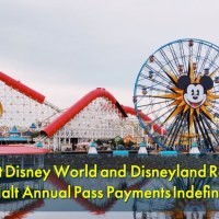 Walt Disney World and Disneyland Resort to Halt Annual Pass Payments Indefinitely