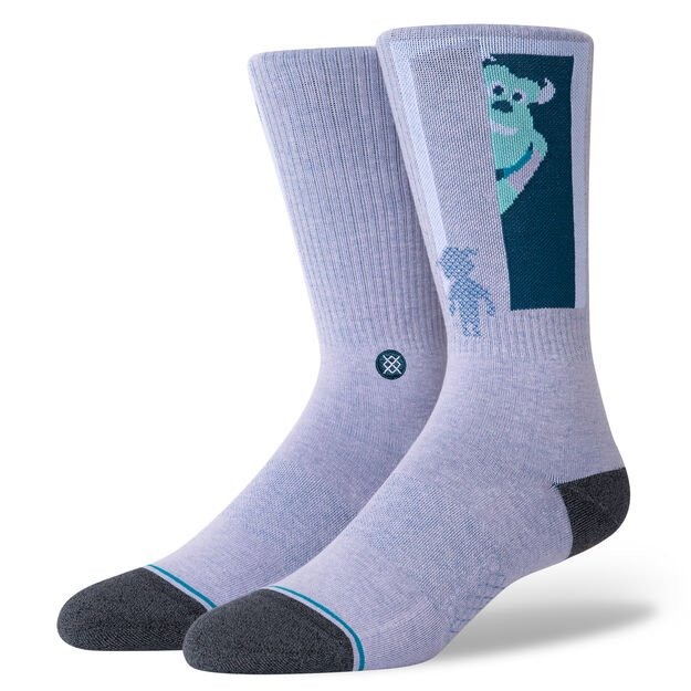 Stance Pixar Sully and Boo Socks