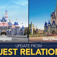 Disney Parks Update From Disney Guest Relations