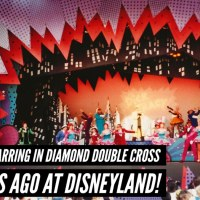 Dick Tracy Starring in Diamond Double Cross - 30 Years Ago At Disneyland