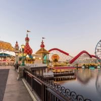 California Officials Complete Tours of Disneyland and Universal Studios Hollywood