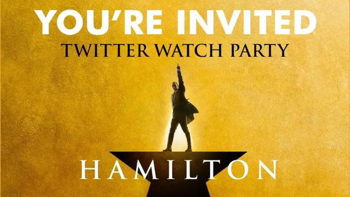 Hamilton Twitter Watch Party