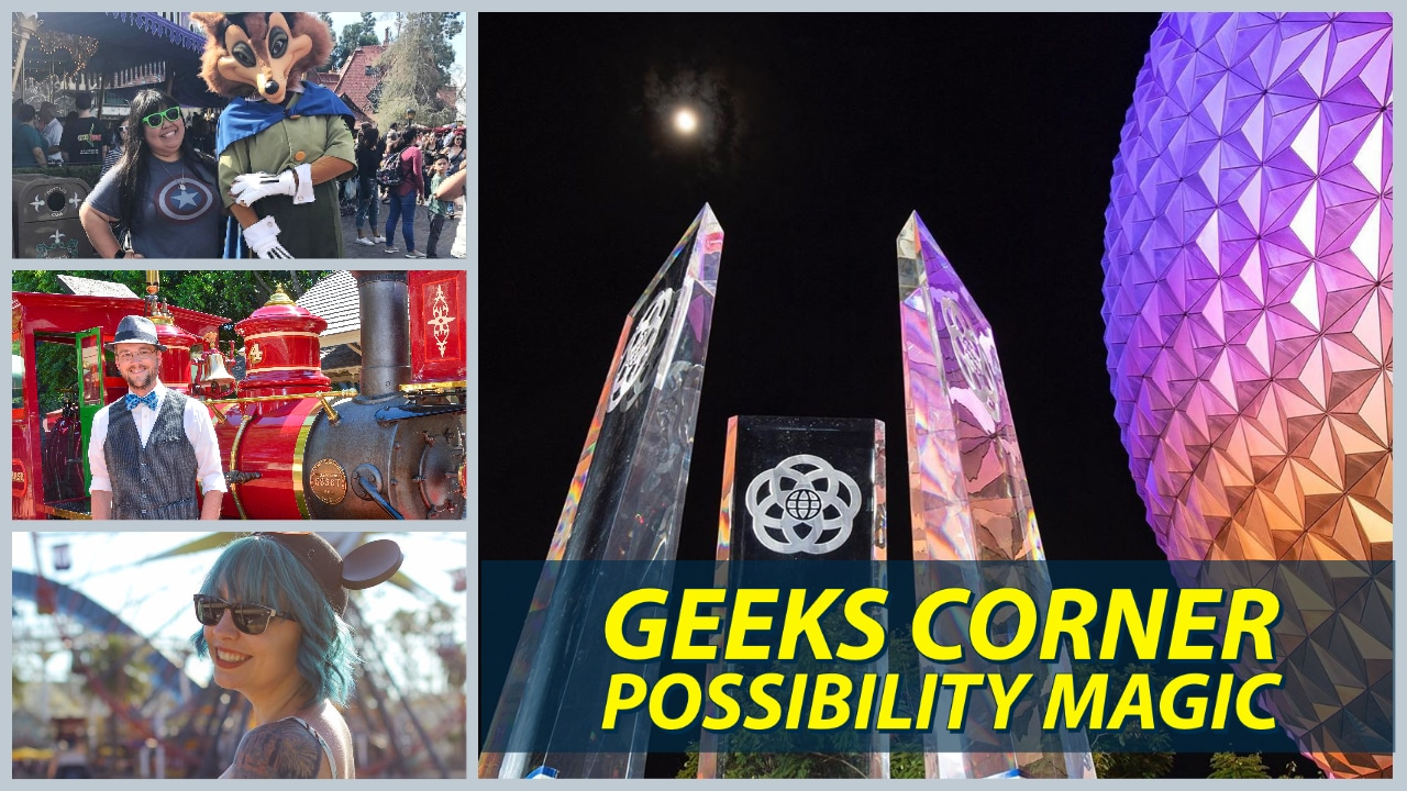 Possibility Magic – GEEKS CORNER – Episode 1045 (#516)