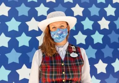 Disney Parks Face Coverings