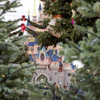 Disneyland Paris Christmas