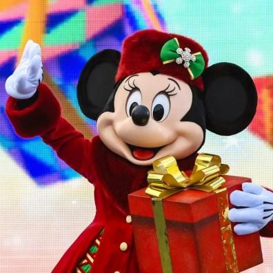 Minnie Mouse - Christmas - Disneyland Paris