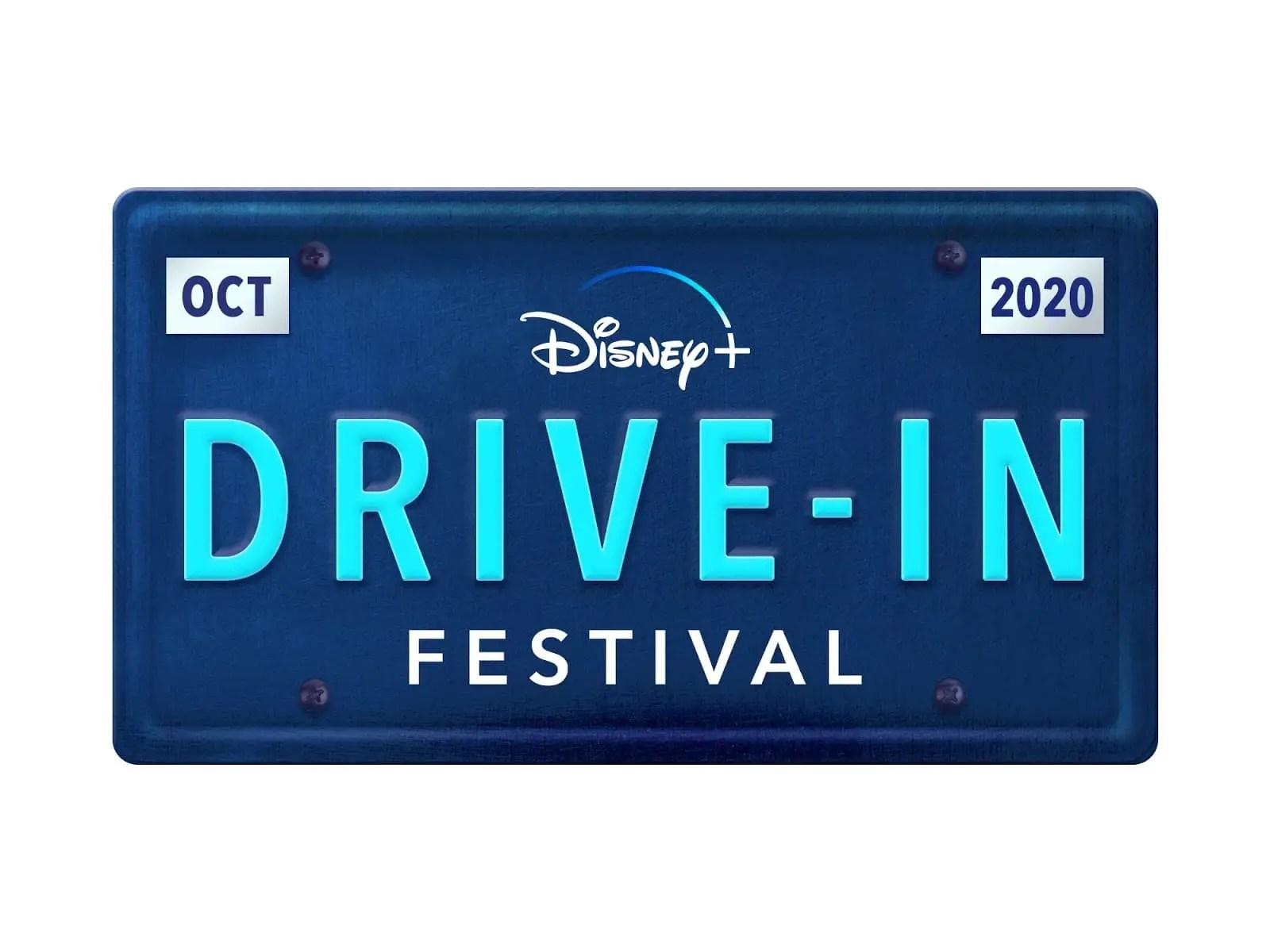 Disney+ Drive-In Festival Coming to Santa Monica, California in October