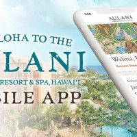 Aulani, A Disney Resort & Spa, Unveils New Mobile App Ahead of November 1st Reopening
