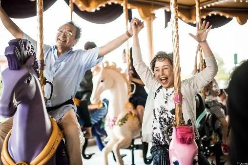 Shanghai Disneyland Senior Seasonal Pass
