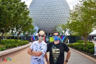 Walt Disney World Resort September 2020 Phased Reopening-73