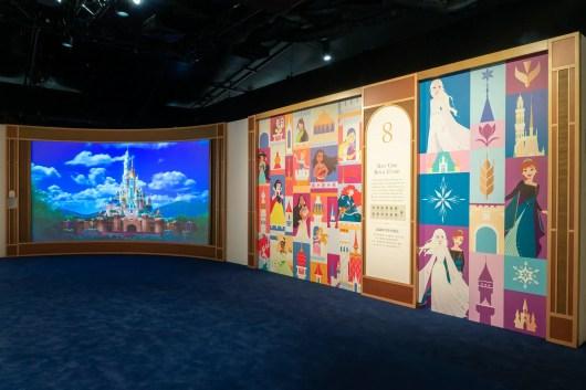 Castle of Magical Dreams Exhibition Hong Kong Disneyland-1