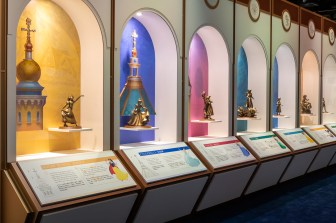 Castle of Magical Dreams Exhibition Hong Kong Disneyland-4