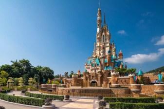 Castle of Magical Dreams Hong Kong Disneyland-11