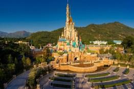 Castle of Magical Dreams Hong Kong Disneyland-3
