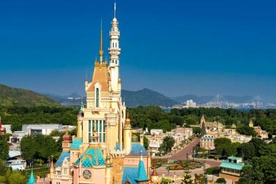 Castle of Magical Dreams Hong Kong Disneyland-6