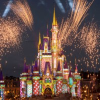 Fireworks Return to Magic Kingdom