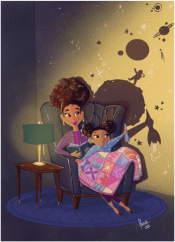Josseline Tanus - Foreshadow - Courtesy of The Walt Disney Family Museum