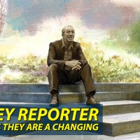 The Times They Are a Changing - DISNEY Reporter