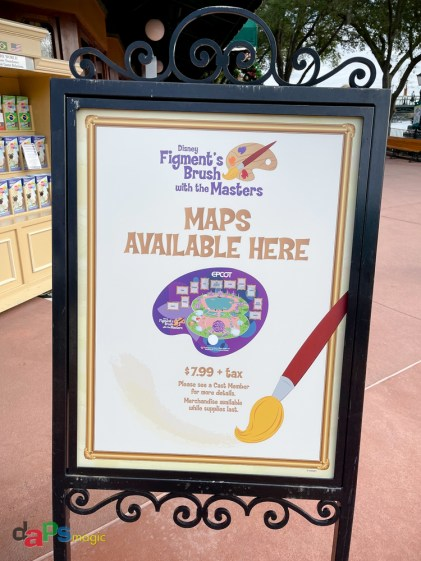 Festival of the Arts Maps!