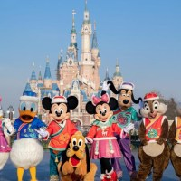 "Shanghai Disney Resort Celebrates ""A Spring Festival Spectacular"" with Traditional Fun and New Excitement"
