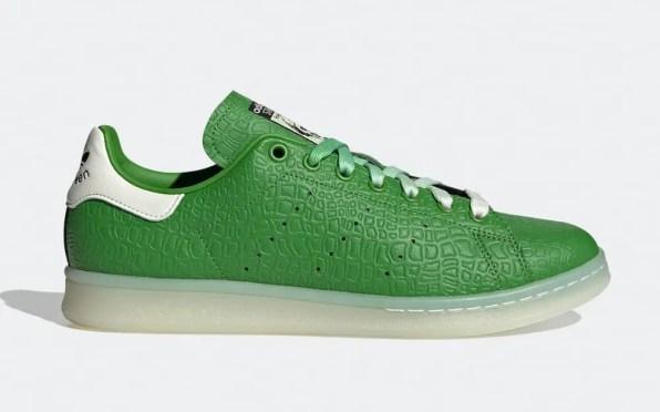 Adidas Stan Smith Primegreen Shoes-7