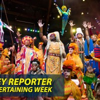 An Entertaining Week - DISNEY Reporter