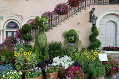 Taste of EPCOT International Flower & Garden Festival