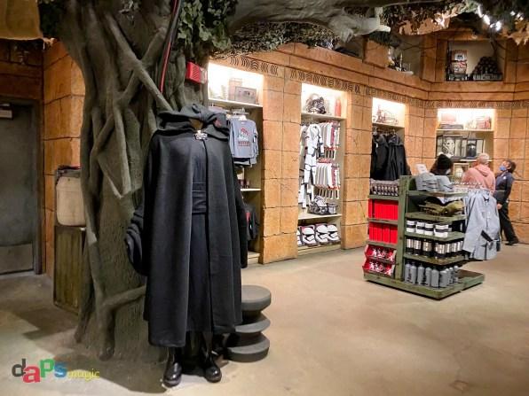 Disneyland Resort Legacy Passholder Preview of Star Wars Trading Post at Downtown Disney District-58