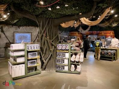 Disneyland Resort Legacy Passholder Preview of Star Wars Trading Post at Downtown Disney District-67