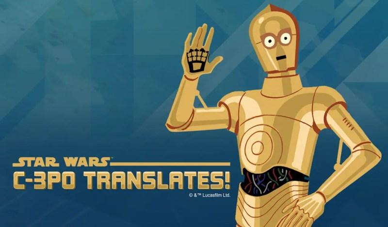 C-3PO Translates!