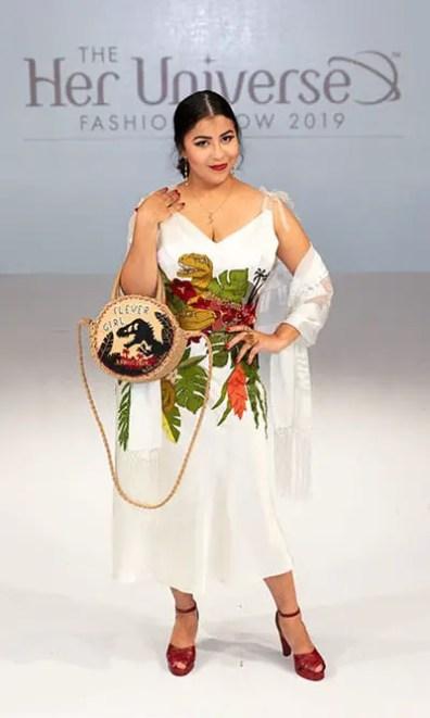 Judge's Winner Adria Renee Isla Nublar – Jurassic Park