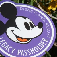 Legacy Passholder Corner Available Exclusively to Legacy Passholders at A Touch of Disney
