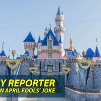 It's Not an April Fools' Joke - DISNEY Reporter