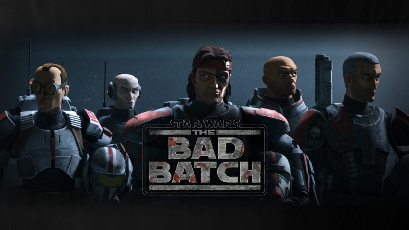 Star Wars: The Bad Batch - Featured Image
