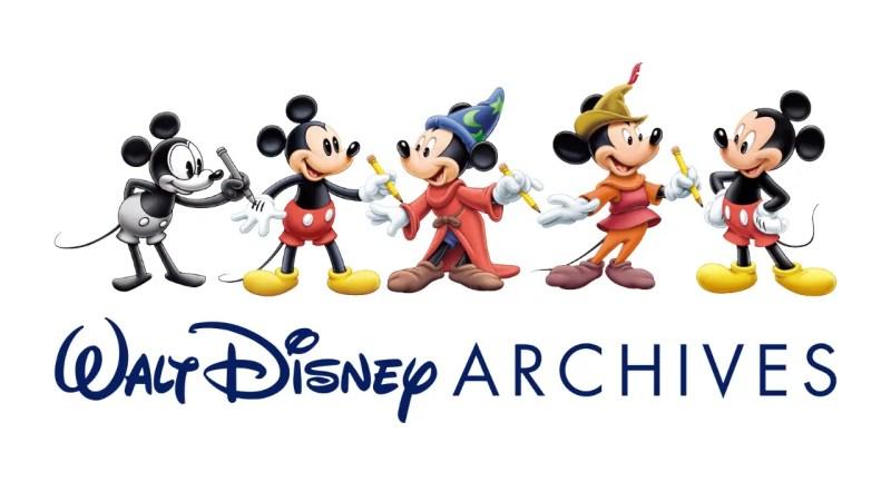 Walt Disney Archives - Featured Image