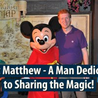 Meet Matthew - A Man Dedicated to Sharing the Magic!