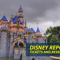 Tickets and Reservations - DISNEY Reporter