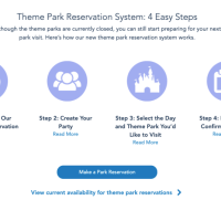 Tips on How to Make Disneyland Park Reservations
