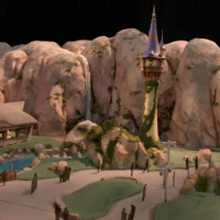Tokyo DisneySea Reveals Model of Fantasy Springs - the Expansion Coming in 2023