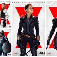 Character Posters Released for Black Widow