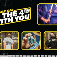 Check Out All The Star Wars Merchandise Available for Star Wars Day!