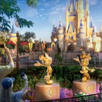 """All """"Disney Fab 50 Character Collection"""" Announcements for Walt Disney World's 50th Anniversary"""
