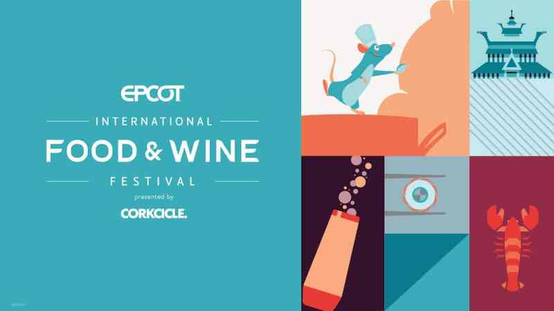 EPCOT International Food & Wine Festival Presented by CORKCICLE