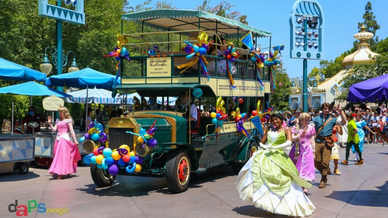 Disneyland's 66th Anniversary - Featured Image