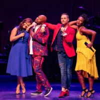 Broadway's New Amsterdam Theatre Reopens With Live Concert