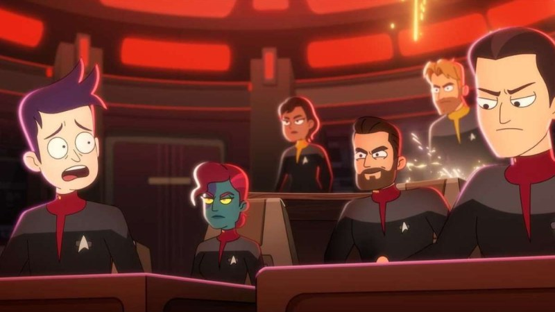 Star Trek: Lower Decks - Featured Image